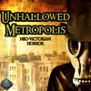 Fandible: Unhallowed Metropolis Actual Play artwork