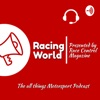 Racing World - presented by Race Control Magazine. artwork