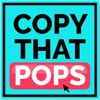 Copy That Pops: Writing Tips and Psychology Hacks for Business artwork