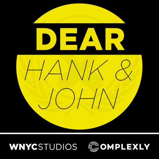 Cover image of Dear Hank & John