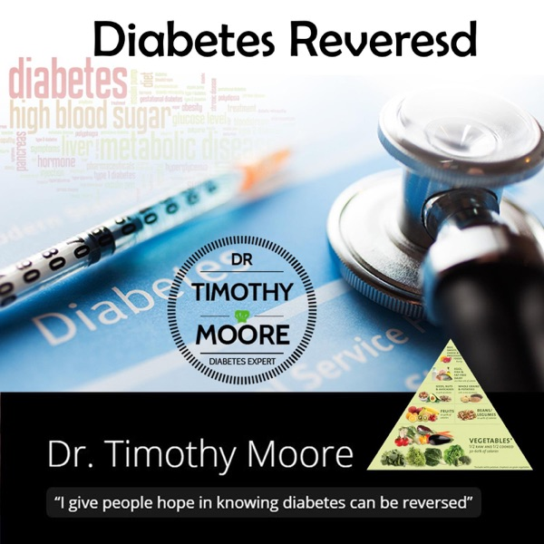 Diabetes Reversed : Diabetic / Homeopathy /Podcasting/Author banner backdrop