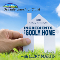 Ingredients for a Godly Home podcast