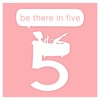 Be There in Five artwork