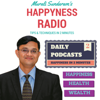 Unlimited Happyness Challenge podcast