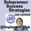Solopreneur Success Strategies artwork