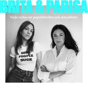 Brita Zackari och Parisa Amiri