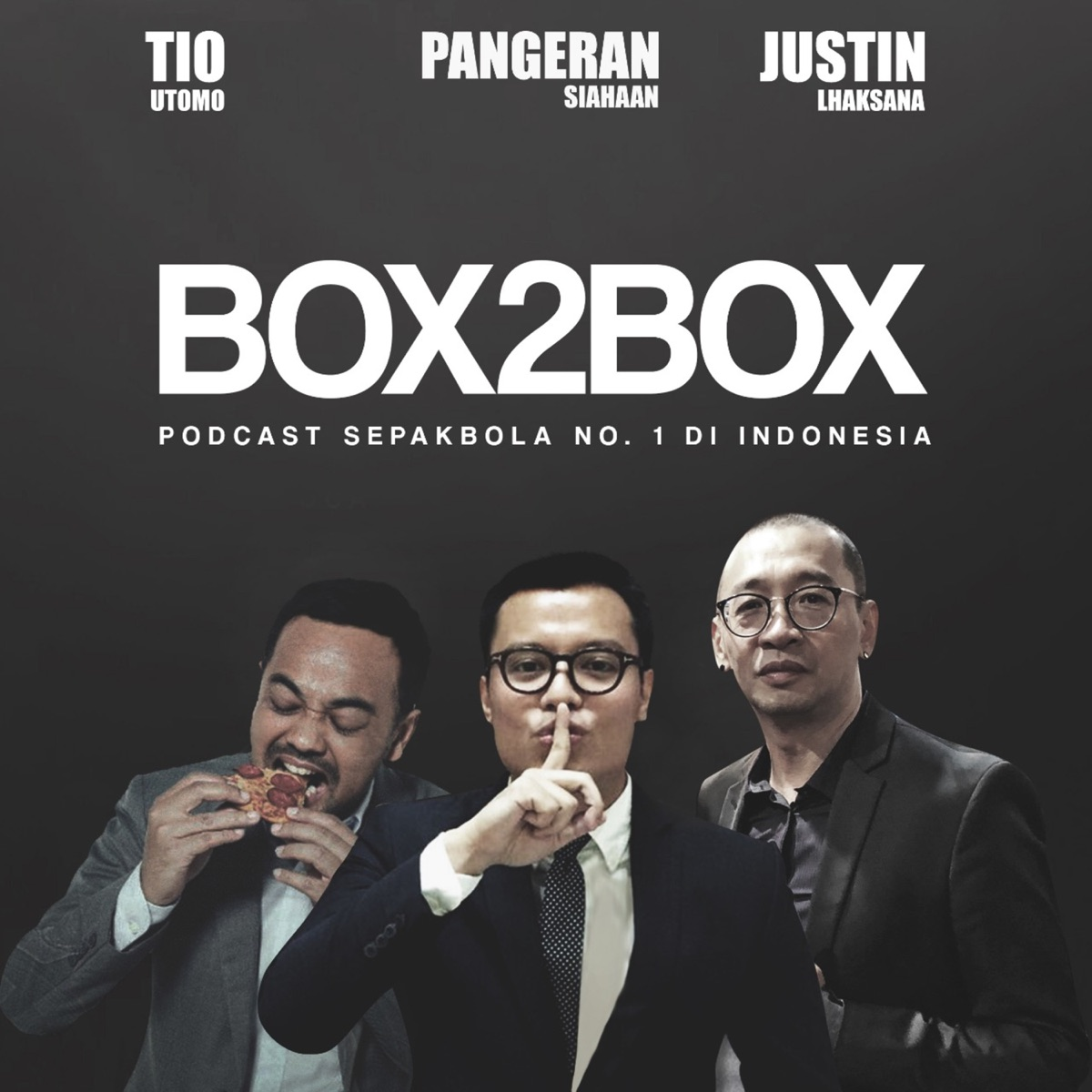 Box2Box Football Podcast