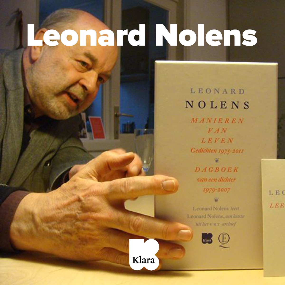 Podcast Leonard Nolens
