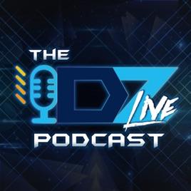 The Dz Live Podcast: EP 8 New Studio, Discord Basics, 368, Pax East