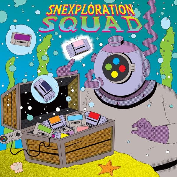 Super Nintendo Exploration Squad