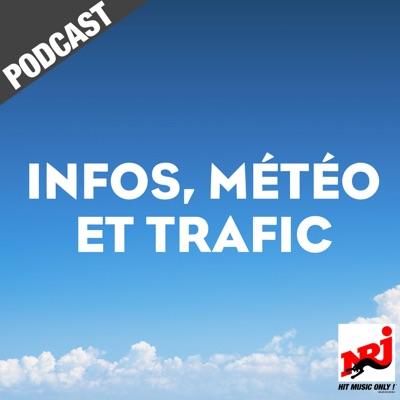 INFOS, METEO et TRAFIC de NRJ