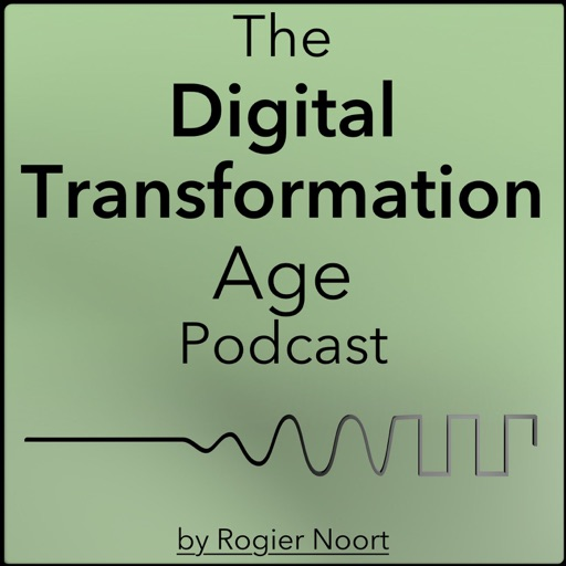 Cover image of The Digital Transformation Age Podcast