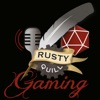 Rusty Quill Gaming Podcast artwork