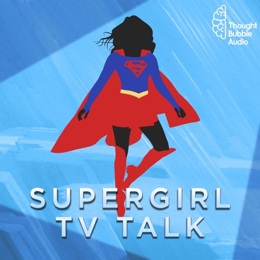 Cover image of Supergirl TV Talk: A Supergirl Podcast
