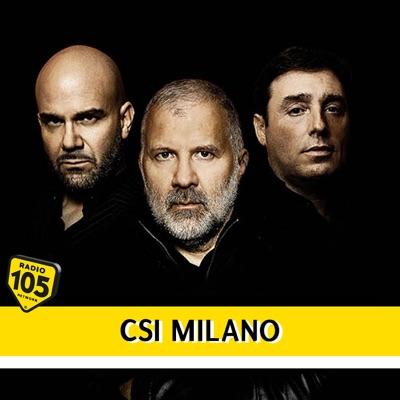 CSI Milano:Radio 105
