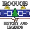 Iroquois History and Legends artwork