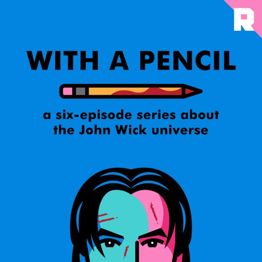 Cover image of With a Pencil: A Six-Episode Series About the John Wick Universe