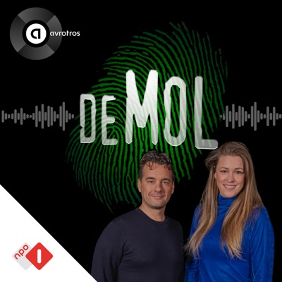 De Wie is de Mol? Podcast:NPO 1 / AVROTROS