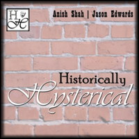 Historically Hysterical podcast