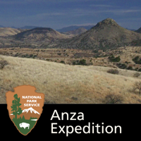 Anza Expedition podcast