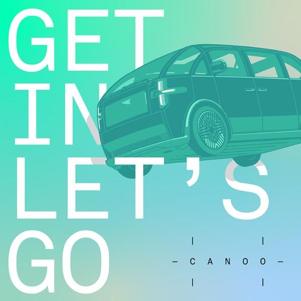 Canoo: Get In, Let's Go