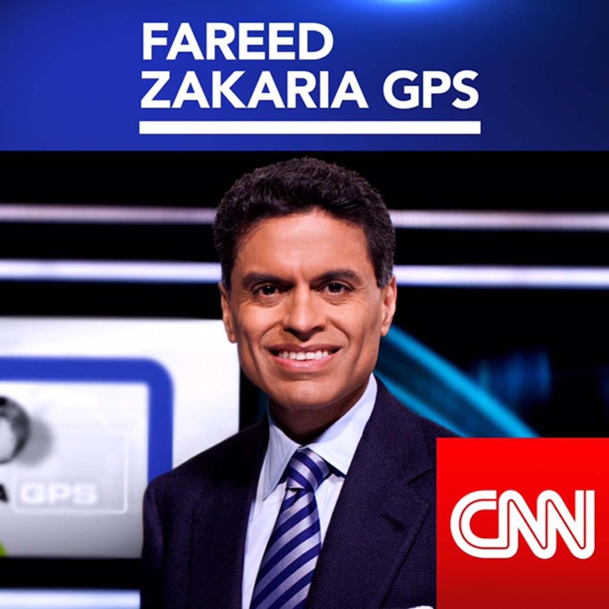 Fareed Zakaria GPS