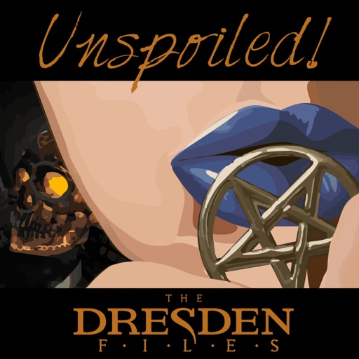 Cover image of UNspoiled! The Dresden Files