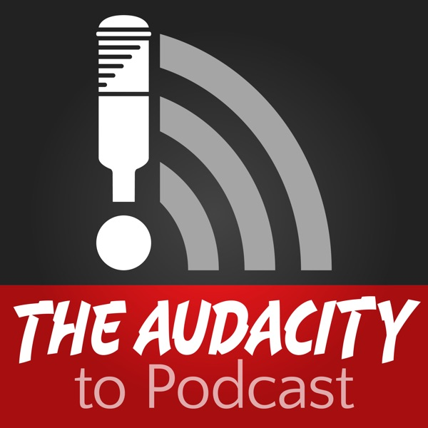 The Audacity to Podcast Icon