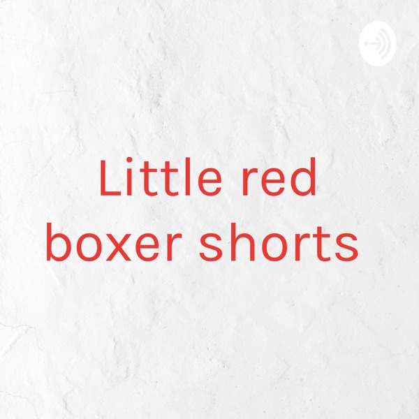 Little red boxer shorts