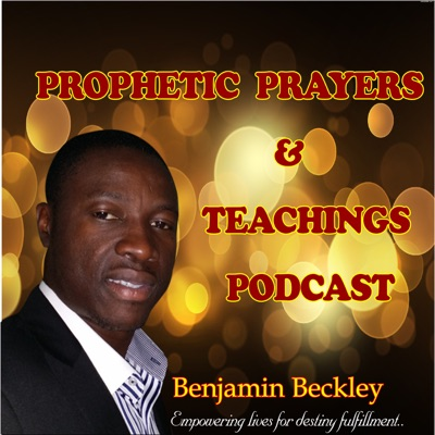 Prophetic Prayer Encounter:Benjamin Beckley