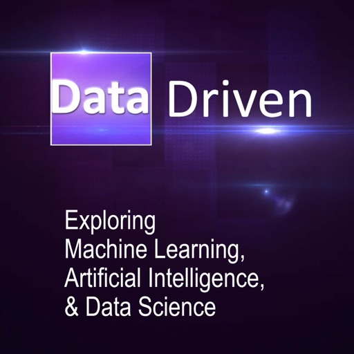 Cover image of Data Driven