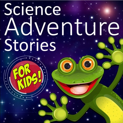 Science Adventure Stories For Kids:Fact Finding Frog
