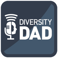 """Diversity Dad podcast - Helping dads to """"buck conventionally"""" and celebrate doing fatherhood differently. podcast"""