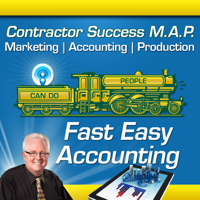 Contractor Success Map with Randal DeHart | Contractor Bookkeeping And Accounting Services podcast