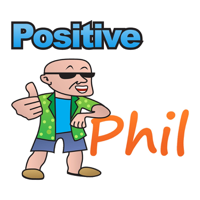 Positive Phil podcast
