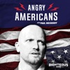 Angry Americans with Paul Rieckhoff artwork