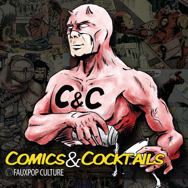 Comics and Cocktails - video
