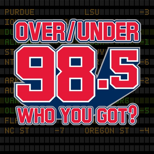 Cover image of Over-Under 98.5 Podcast