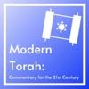 Modern Torah artwork