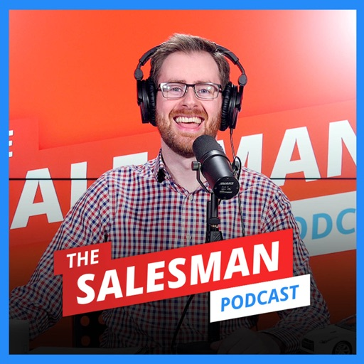 Cover image of The Salesman Podcast