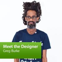 Greg Burke: Meet the Designer podcast