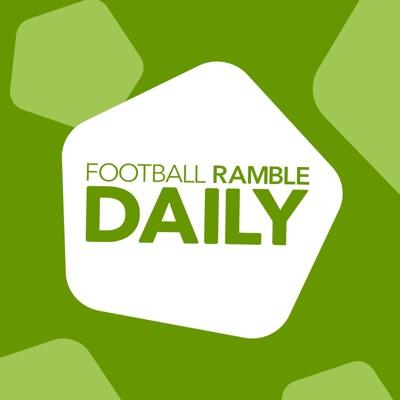 Football Ramble Daily:Stakhanov