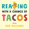 Reading with a chance of tacos artwork