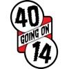 40 Going On 14 artwork