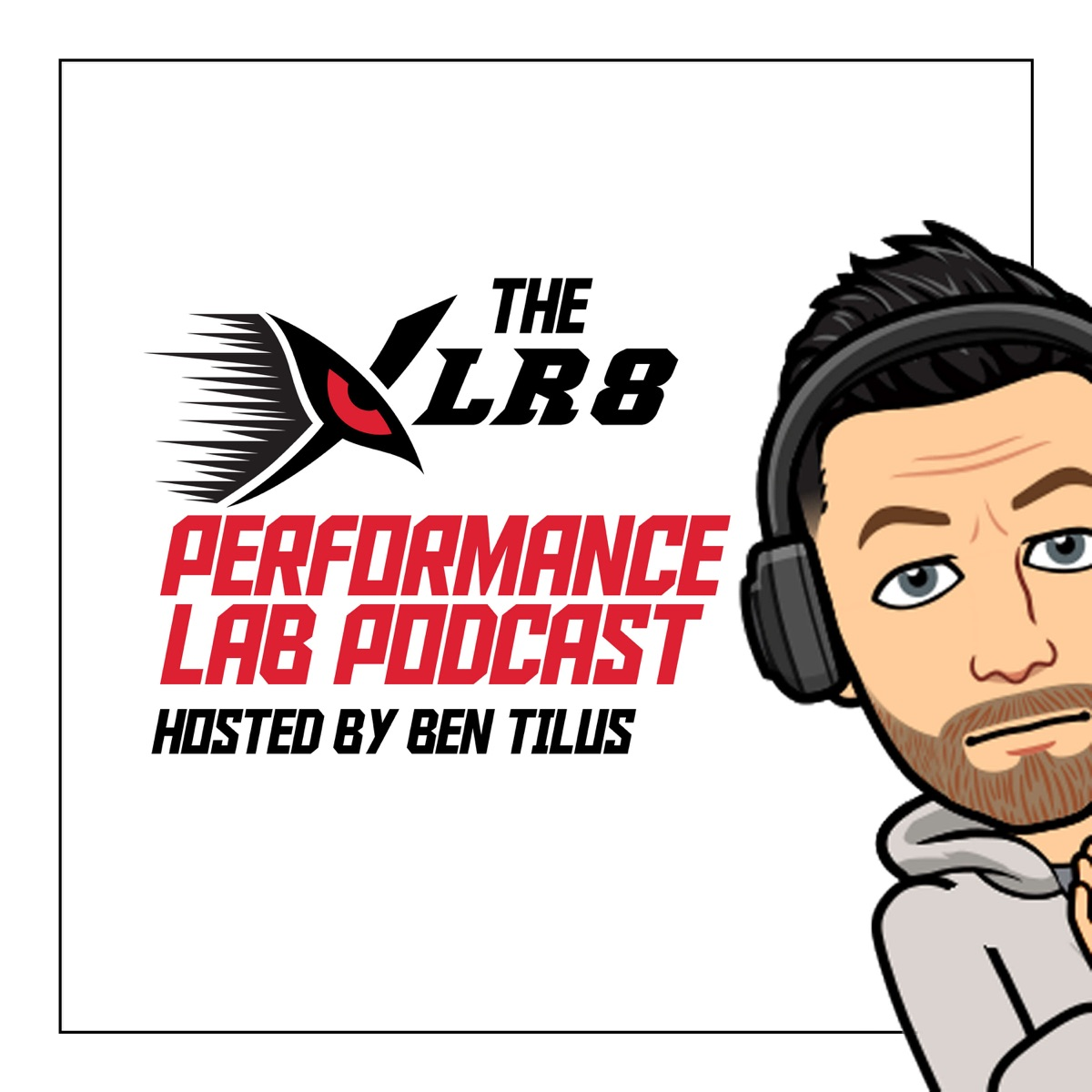 The XLR8 Performance Lab Podcast