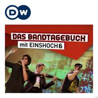 Podcast cover art for Das Bandtagebuch mit EINSHOCH6 | Lass uns reden (Musikvideos mit Untertiteln)
