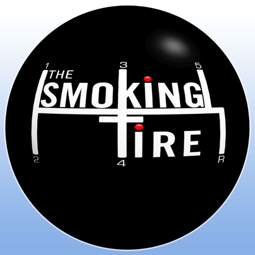 Cover image of The Smoking Tire