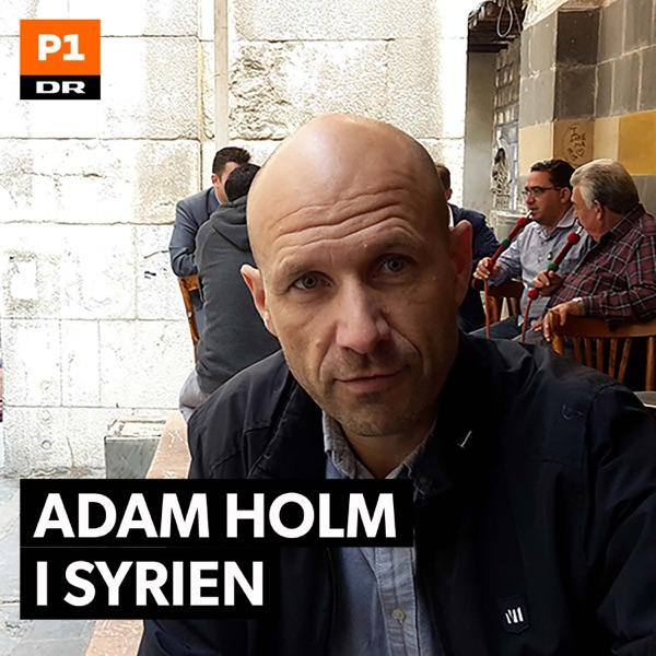 Adam Holm i Syrien