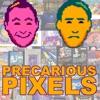 Precarious Pixels artwork