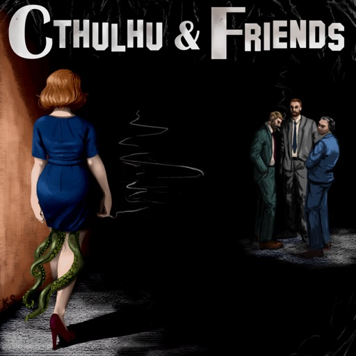 Cover image of Cthulhu & Friends